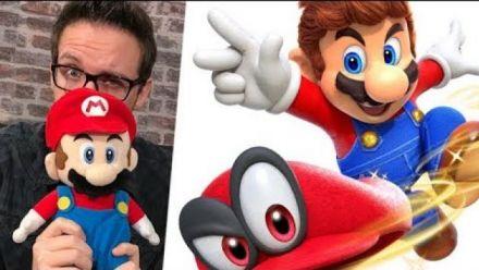 Vid�o : Super Mario Odyssey : Impressions septembre 2017