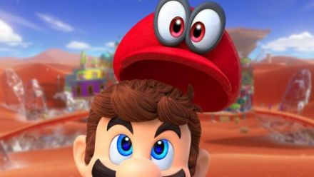 Vid�o : Super Mario Odyssey - Co-Op Demonstration - Nintendo E3 2017