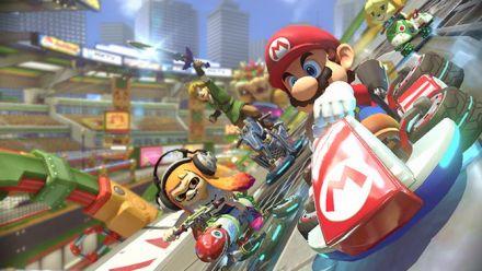 Mario Kart 8 Deluxe : Trailer Overview