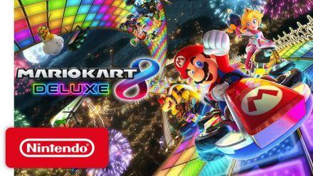Mario Kart 8 Deluxe : Trailer d'annonce de la conférence Switch