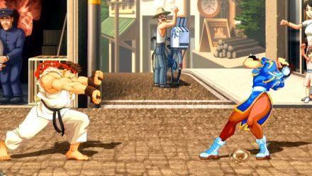 Ultra Street Fighter II The Final Challengers : Trailer d'annonce sur Switch