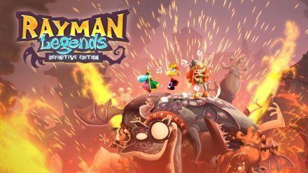 Vidéo : Rayman Legends Definitive Edition - Trailer de gameplay