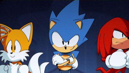 Vid�o : Sonic Mania : Trailer précommande
