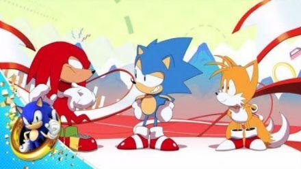 Vid�o : Sonic Mania : Cinématique d'introduction