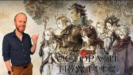 Octopath Traveler : Notre preview en vidéo avec vos questions
