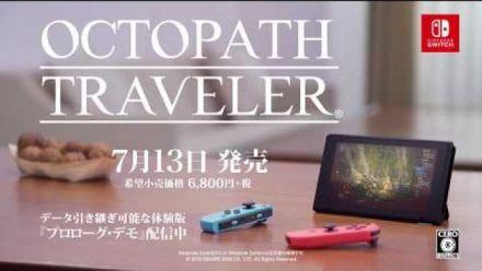 Octopath Traveler : Première publicité japonaise