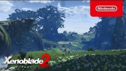 Xenoblade Chronicles 2 :Trois trailers en une vidéo