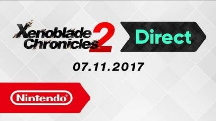 Vid�o : Xenoblade Chronicles 2 : Nintendo Direct du 17 novembre 2017