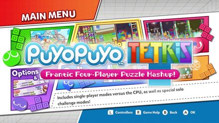 Vid�o : Puyo Puyo Tetris : Bande-annonce modes de jeu