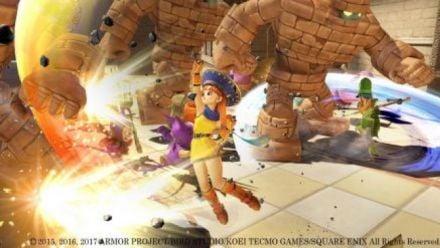 Vid�o : Dragon Quest Heroes I-II : Une démo annoncée pour le Japon