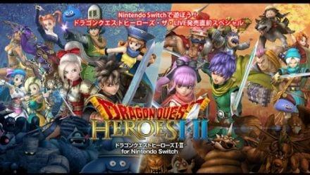 Vidéo : Dragon Quest Heroes I-II - Live Square Enix