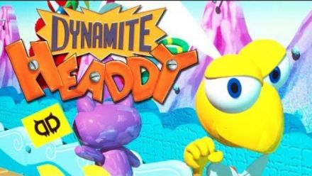 Vid�o : Dynamite Headdy : Trailer SEGA Forever