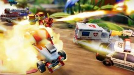 Vidéo : Micro Machines World Series : Mode Battle