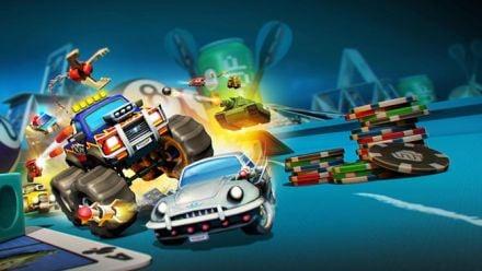 Vid�o : Micro Machines World Series : trailer de lancement