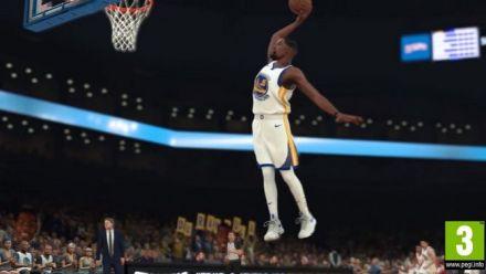 NBA 2K 18 présente son premier trailer de gameplay