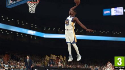 Vid�o : NBA 2K 18 présente son premier trailer de gameplay