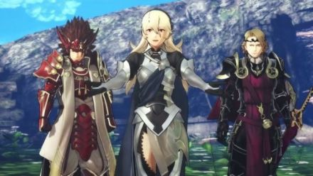 Fire Emblem Warriors Trailer E3 2017