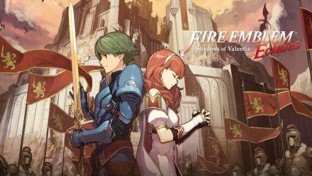Vid�o : Fire Emblem Echoes Shadows of Valentia - Deux armées Trailer