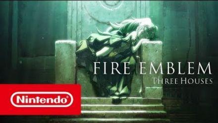 Vidéo : Fire Emblem Three Houses : Bande-annonce E3 2018