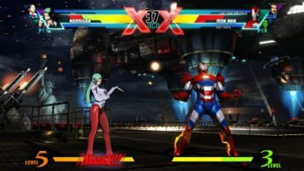 Vid�o : Ultimate Marvel Vs. Capcom 3 arrive sur PS4 - Trailer PSX 2016