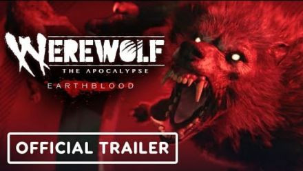 Vidéo : Werewolf the Apocalypse - Earthblood Official Cinematic Trailer Summer of Gaming 2020