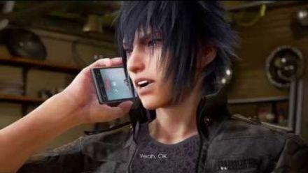 Vid�o : Tekken 7 Noctis FFXV
