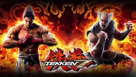 Vid�o : TEKKEN 7 : Trailer Rage and Sorrow