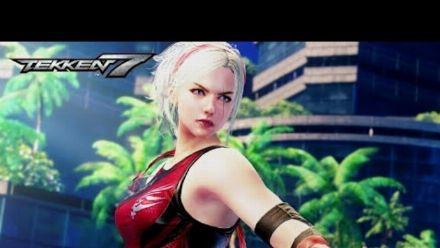 Vid�o : [FR] Tekken 7 - Lidia Sobieska Character Reveal Trailer