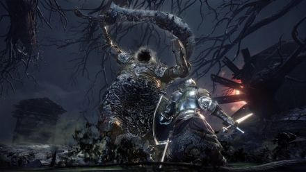 Vid�o : Dark Souls III : The Ringed City - Gameplay