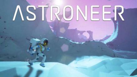 Astroneer : trailer de lancement de l'Accès Anticipé