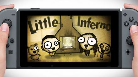 Vid�o : Little Inferno : trailer Nintendo Switch