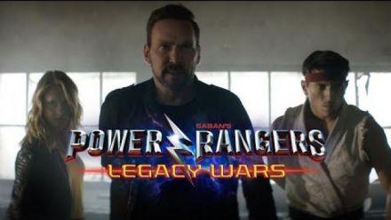 Vidéo : Power Rangers Legacy Wars Street Fighter Showdown : Bande-annonce