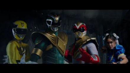 Vid�o : Power Rangers Legacy Wars : Street Fighter Showdown short film