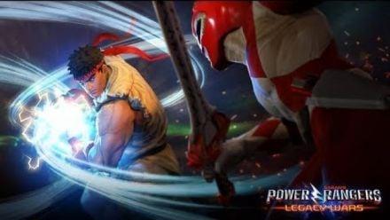 Vidéo : Power Rangers Legacy Wars : Crossover Power Rangers