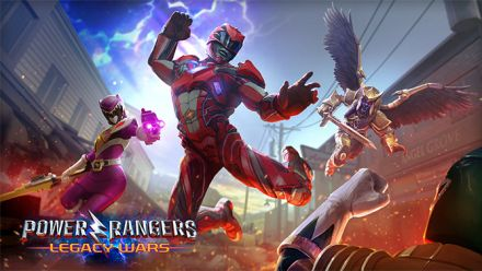 Vid�o : Power Rangers Legacy Wars : Teaser d'annonce