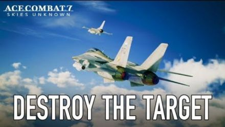 Ace Combat 7 : Golden Joysticks Awards Tailer