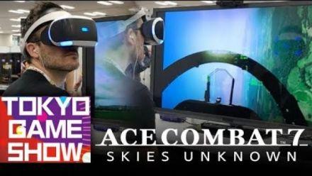 TGS 2018 : Ace Combat 7 nos impressions en l'air