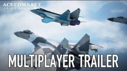 Ace Combat 7 - Trailer multijoueur