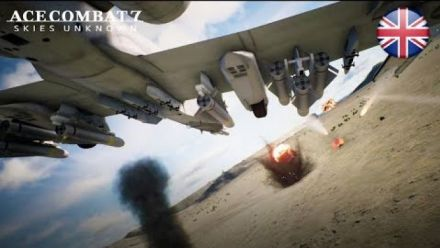 Ace Combat 7 : Trailer Gamescom 2018