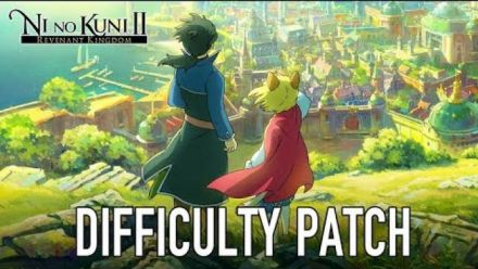 Ni No Kuni II se patch en version 1.03