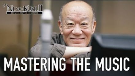 Vid�o : Ni no Kuni II : Les musiques de Joe Hisaishi