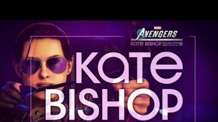 Vid�o : Marvel's Avengers WAR TABLE Deep Dive: Kate Bishop