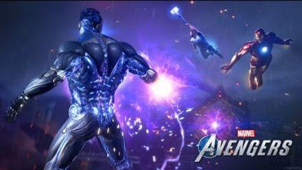 Vidéo : Vidéo de gameplay de Marvel's Avengers : Avenger un jour