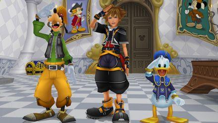 Vid�o : Kingdom Hearts HD 1.5 et 2.5 ReMIX : Un trailer centré sur les personnages de Disney