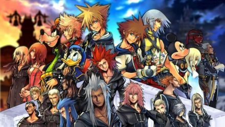 Vid�o : Kingdom Hearts HD 1.5 + II.5 ReMIX : Trailer de lancement