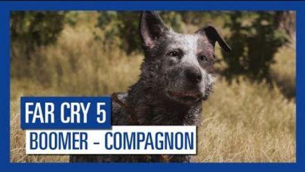 vidéo : Far Cry 5 : Compagnons - Boomer