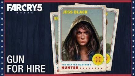 vidéo : Far Cry 5 : Mercenaire - Jess Black