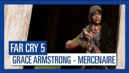 vidéo : Far Cry 5 : Mercenaire - Grace Armstrong
