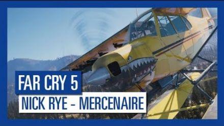 vidéo : Far Cry 5 : Mercenaire - Nick Rye