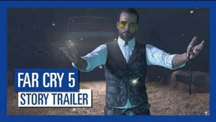 vidéo : Far Cry 5 - Story Trailer [OFFICIEL] VOSTFR HD